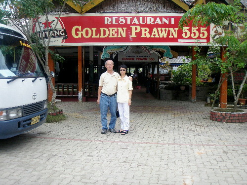 """Restaurant Golden Prawn 555"", Bengkong"