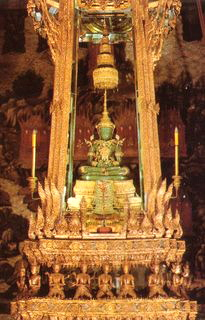 The Emerald Statue of Buddha, Bangkok