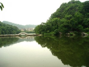 Xishan Lake, Quilin City