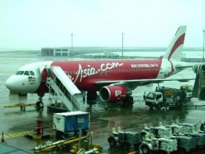 An Air Asia Plane