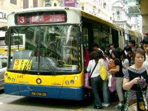 A Public Bus