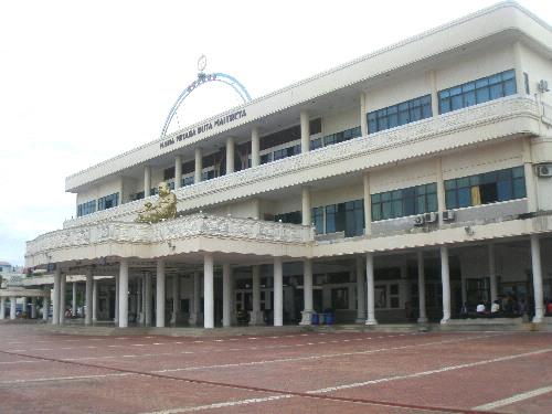 Maha Vihara Duta Maitreya (Providence Maitreya Missionary Monastry)