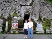 The Elephant Cave (Goa Gajah)