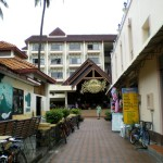 Phi Phi Hotel, a large hotel in the centre of Phi Phi Village