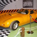A Ginetta G33 car