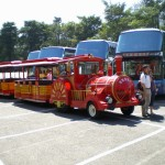 Atayal Hotel's train