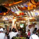 Yunnan Pavilion, a mini-pavilion