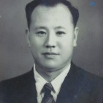 Writer's father