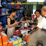 Shopping for cheap electrical and electronic products