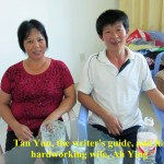 Brother Tan Yun and his wife, Sister Ah Ying