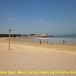 Golden Sand Beach, Meizhou Island