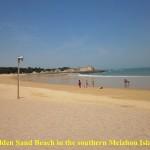 Golden Sand Beach, Meizhou Island