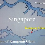 Location of Kampong Glam