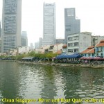 Present Clean Singapore River