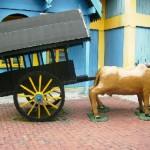 A bullock-cart