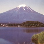 Mt. Fuji, a landscape icon of Japan