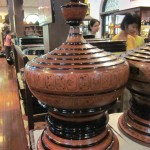 A finished lacquerware for sale