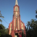 Sacred Heart Catholic Church, Kyauktan