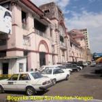 Bogyoke Aung Sun Market(Scott Market), Yangon