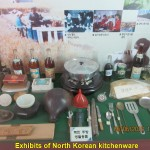 Kitchenware used by North Koreans