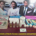 Cosmetics and perfumes used by North Koreans