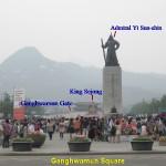 Ganghwamun Square