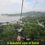 A beautiful view of Zuhai