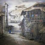 A Jungheng's painting