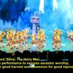 """Ancestors' Story:The Hairy Men"""