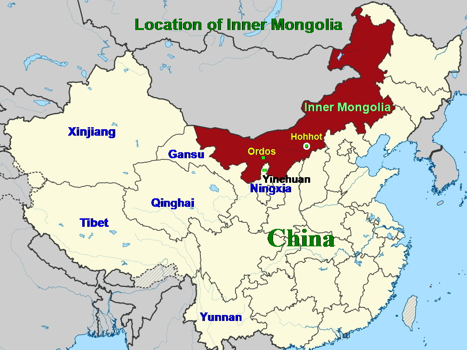 Gas Station Near My Location >> China Expedition Part VIII (Inner Mongolia) : Travel Cities