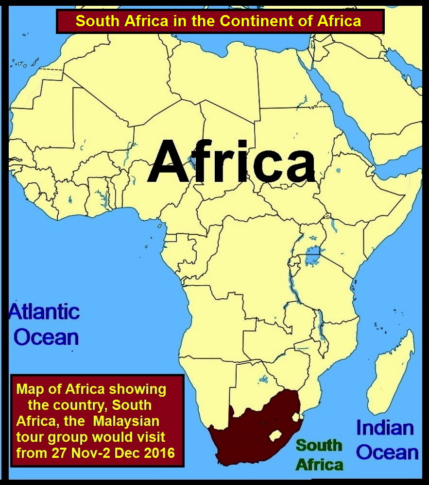 South Africa Travel Part I KLIA to Cape Town Airport Travel Cities