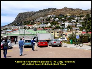 The Galley Restaurant at Fish Hoek Beach