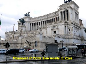 Monument of Victor Emmanuel II