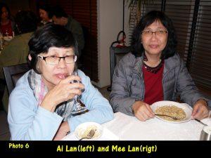 Ai Lan and Mee Lan