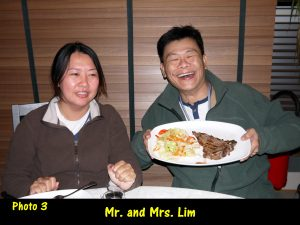 Eunice and Lim