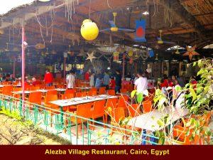 Eating place at Alezba Village Restaurant, Cairo
