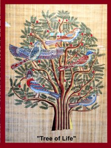 "Painting of ""Tree of Life"""