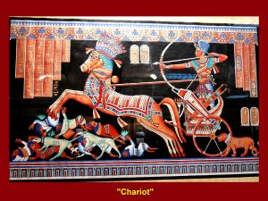 "Painting of ""Chariot"""
