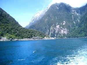 Spectacular Milford Sound