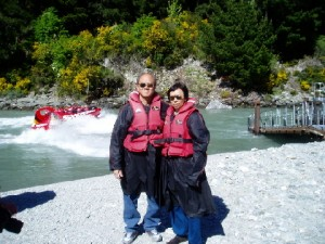 Ready for a Shotover boat ride