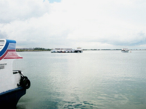 Tering Bay, Batam Island
