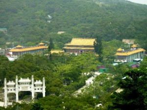 Po Lin Buddhist Monastery