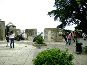 Mount Fortress / Monte Fort (Fortaleza da Monte)