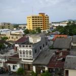 Part of Phuket Town