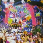 Carnival Village as shown in a brochure
