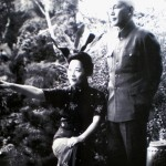 President Chiang Kai-shek and his Wife(Song Mei-ling)