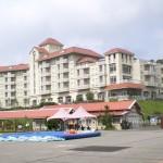 West Lake Hotel, Sanyi