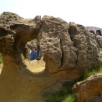 A ginger rock