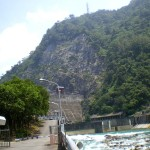 Mingtan Dam in Checheng