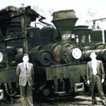 Checheng old trains